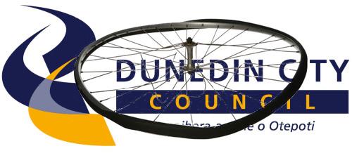 DCC logo landscape broken wheel