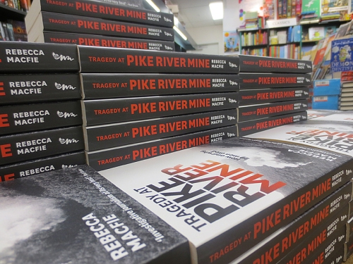 Tragedy at Pike River Mine [unitybooks.nz]