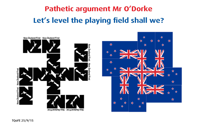 New Zealand Flag —symbolism | What if? Dunedin