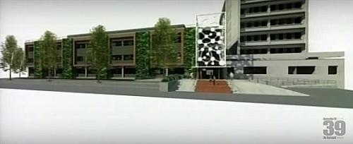 University of Otago - Science redevelopment [Ch39 screenshot 24.9.15]