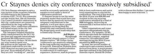 ODT 6.10.12 Letter to editor Dickie p8
