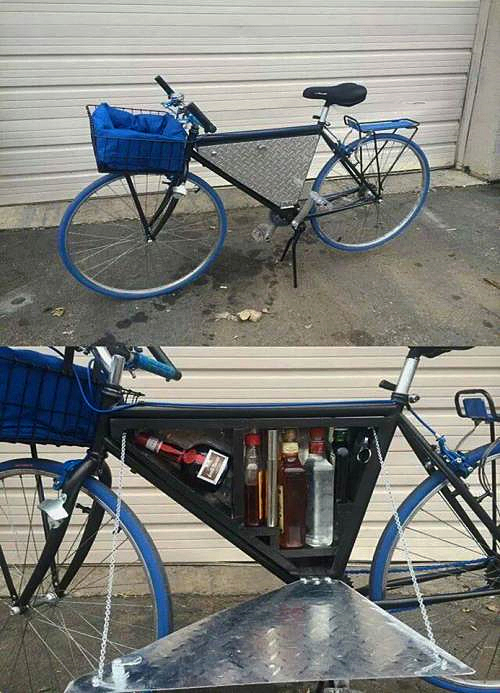 Retirement Bicycle