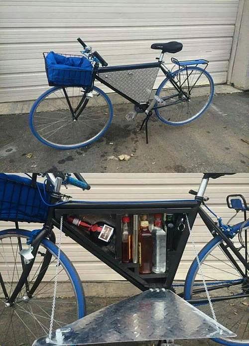 Retirement Bicycle