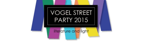 Vogel St Party banner