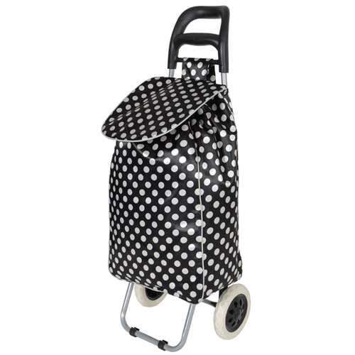 Ebay - festival_trolley_black_white_dot