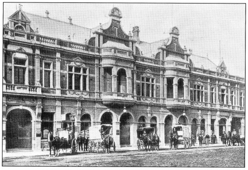 His Majesty's Theatre, Crawford St. (Gold Medal Postcards). From David Johnson, Dunedin - A pictorial history (Christchurch, 1993) p92