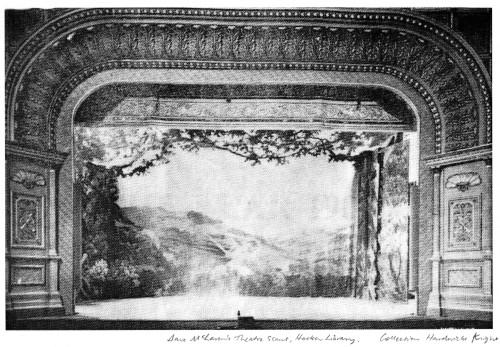 His Majesty's Theatre. Proscenium. Otago Witness, 31 Dec 1902, p42