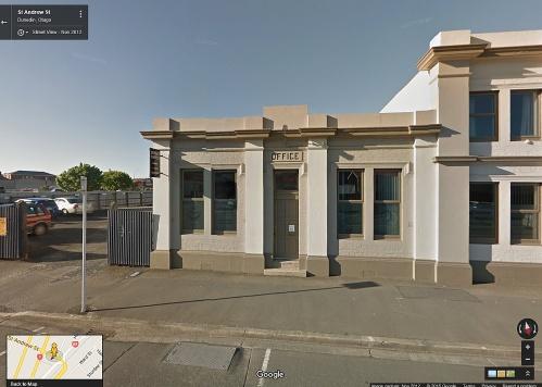 HMNZS Toroa Google Street View 2