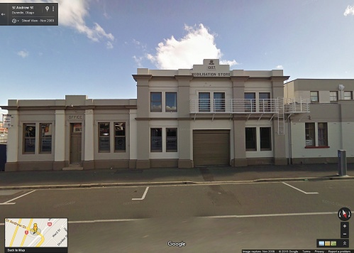 HMNZS Toroa Google Street View 3