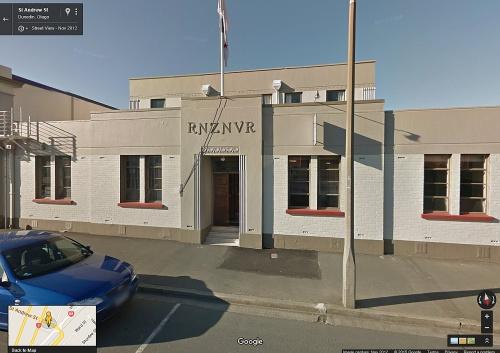 HMNZS Toroa Google Street View 4