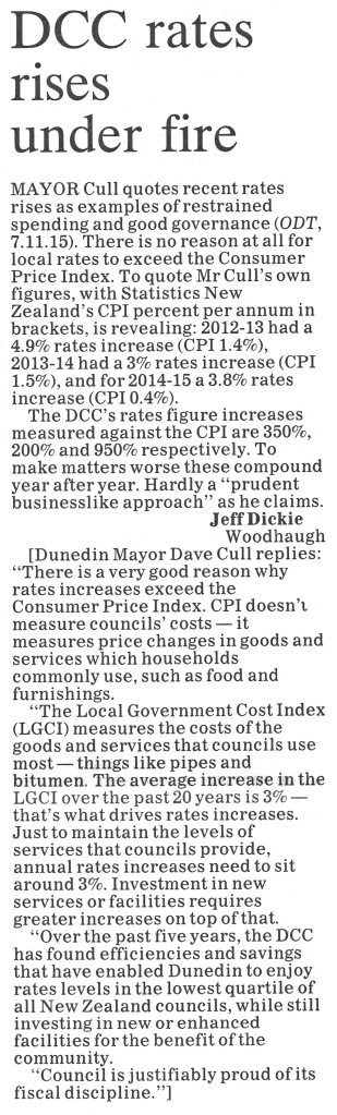 ODT 30.11.15 Letter to editor Dickie p8 (1)