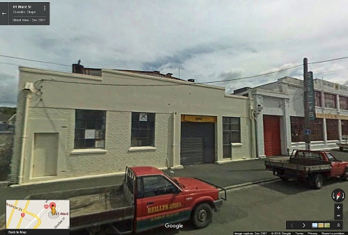Google Street View - 61 Ward Street, Dunedin [Dec 2007]