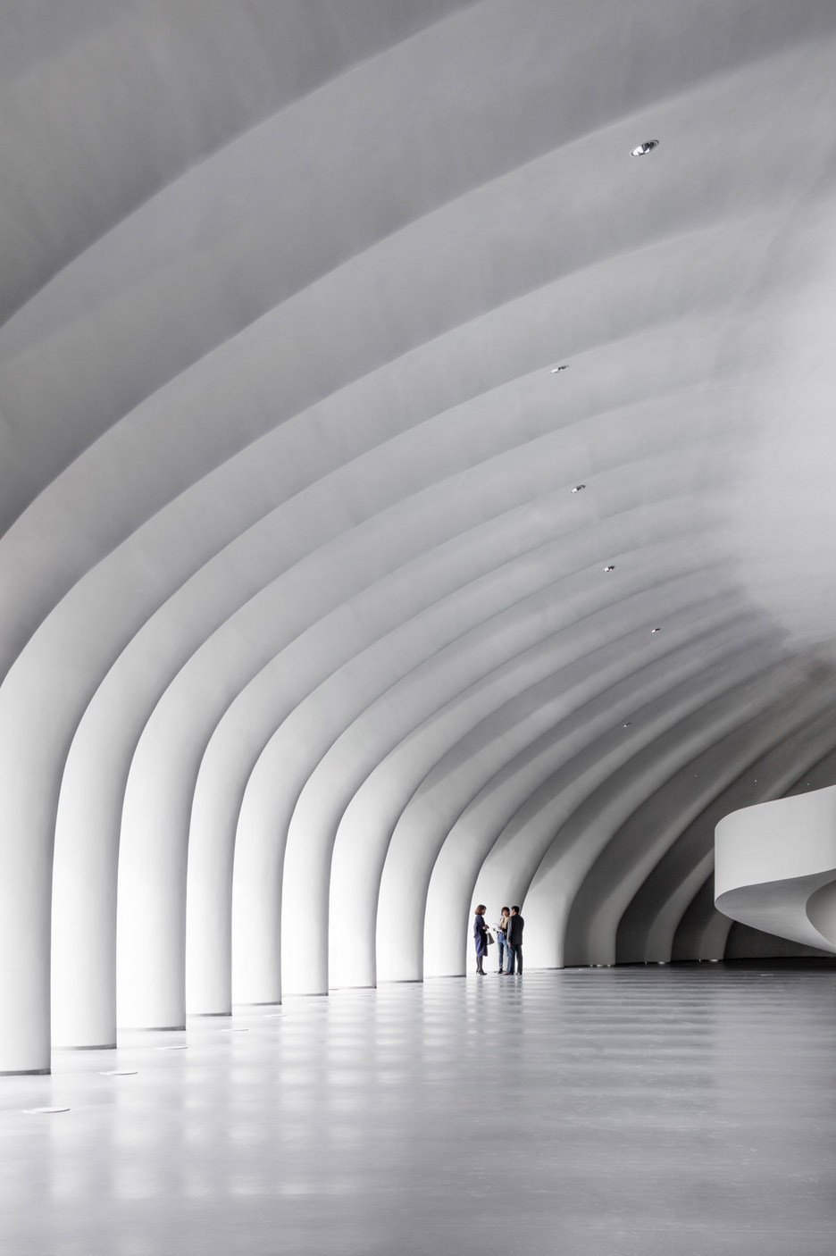 Dezeen harbin opera house north east china mad what for Beijing opera house architect