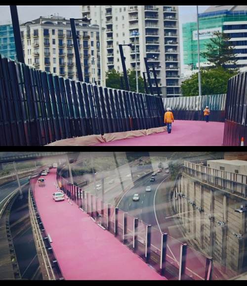 Light Path [TVNZ On Demand Better Together - The Nelson Street Cycleway] screenshots