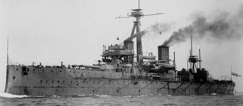 Picture 1 HMS Dreadnought