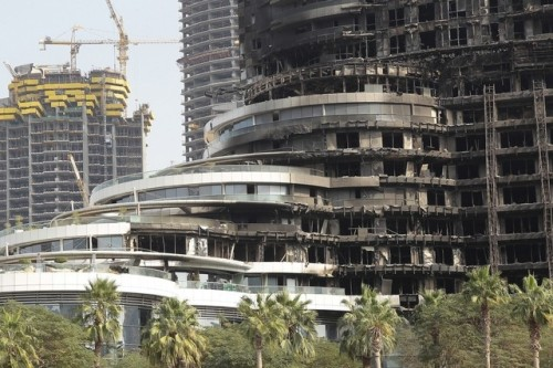 Address Downtown Dubai hotel. Photo by Jeffrey E Biteng - The National [via the national.ae]