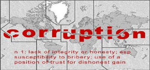corruption defined [linkedin.com]