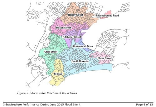 DCC WWS Report 30.11.15 - Fig 3 Stormwater Catchment Boundaries 1