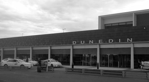 Dunedin Airport terminal [wikimedia.org] 2