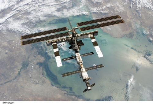 Space Station · ISS [nasa.gov]