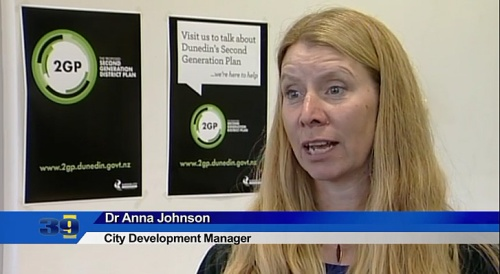 Anna Johnson 39 DunedinTV 10.2.16 [screenshot]