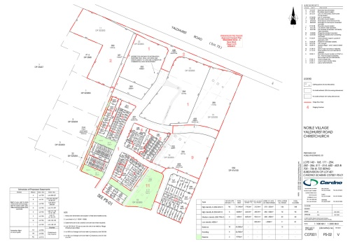 NIL Yaldhurst Site Plan Dec2009 PS-02
