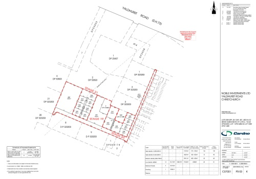 NIL Yaldhurst Site Plan Dec2009 PS-03