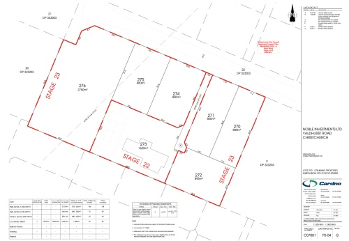 NIL Yaldhurst Site Plan Dec2009 PS-04
