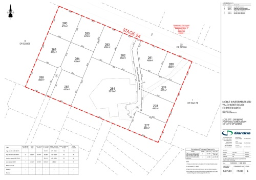 NIL Yaldhurst Site Plan Dec2009 PS-05