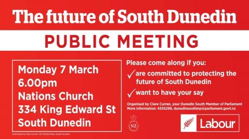 Notice of Public Meeting 1