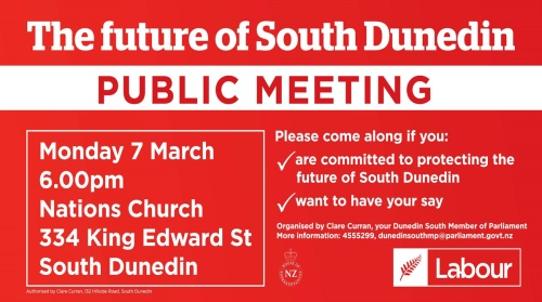 Notice of Public Meeting 1
