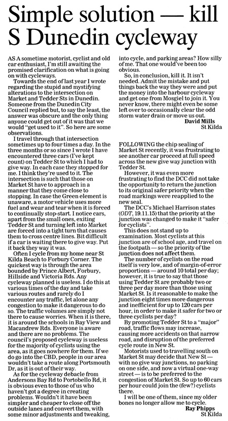 ODT 10.2.16 Letters to editor Mills Phipps p12