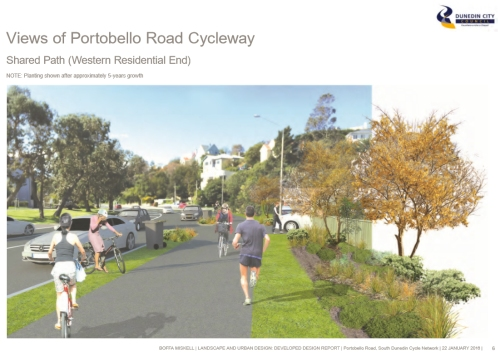 Portobello Road Cycleway Developed Design BOFFA MISKELL 22.1.16 (1)