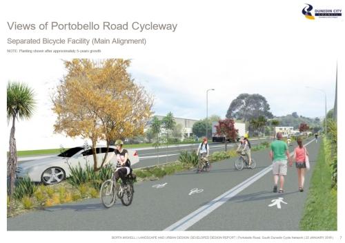 Portobello Road Cycleway Developed Design BOFFA MISKELL 22.1.16 (2)