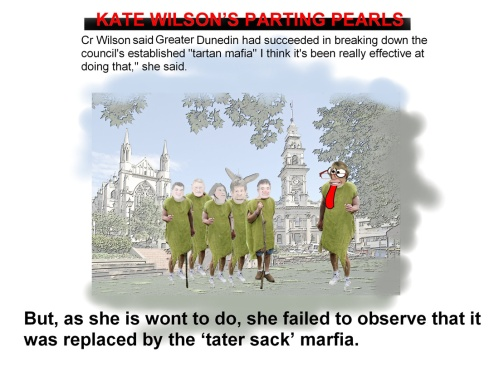 Tater sack marfia [Douglas Field 26.2.16] 1