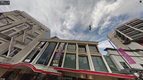 Google Street View - DPAG, 30 The Octagon, Dunedin 2013