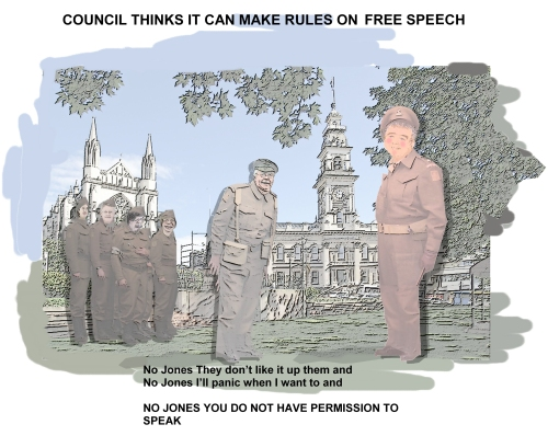Permission to speak [Douglas Field 25.3.16] 1