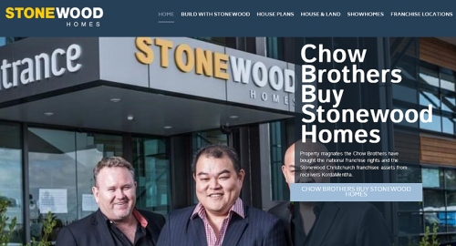 Stonewood Homes - Chow Bros [stonewood.co.nz]