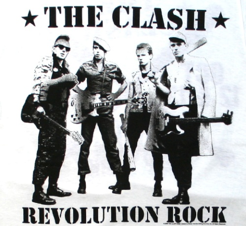 The clash_revolution-rock-w2 tee [www.the-rudy.com]