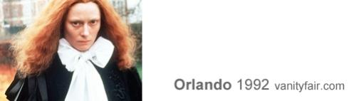Tilda Swinton - Orlando (film) 1992 [vanityfair.com] 2