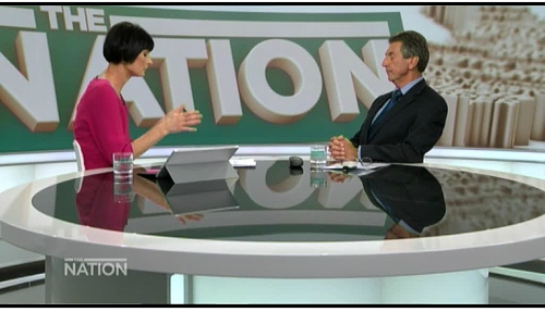 TV3 The Nation. Interview Chief Ombudsman Peter Boshier 19.3.16