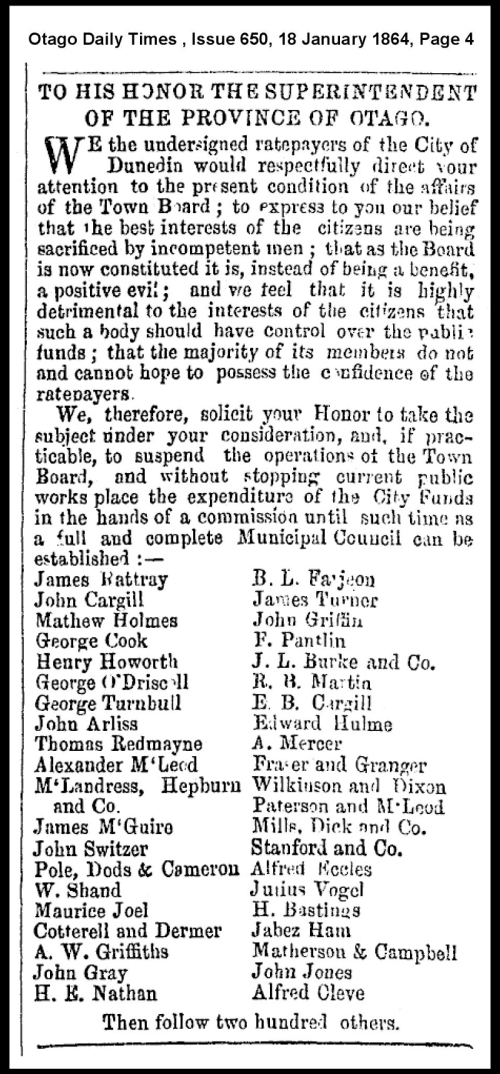 Lessons from history ODT Issue 650, 18 Jan 1864 p4 (resized)