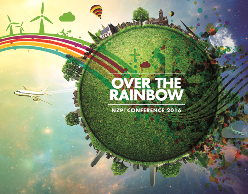 Over the rainbow - NZPI Conference 2016 - Dunedin (12-15 April)