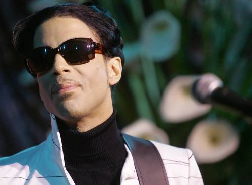 Prince - 10th annual Webby Awards June 2006, given Webbys' Lifetime Achievement Award. Photoby Stephen Chernin  AP [mprnews.org]