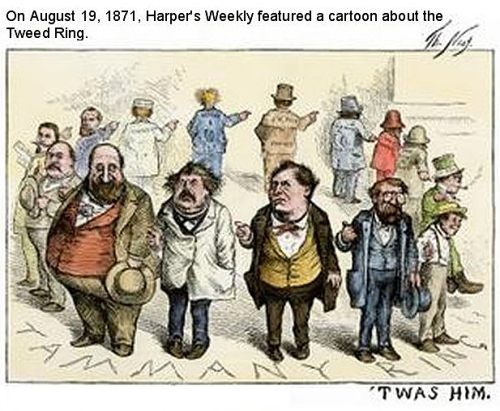 whos-accountable, famous Nast cartoon [19.8.1871 Harper's Weekly - about the Tweed Ring via nytimes.com] 1