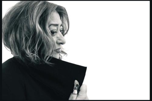 Zaha Hadid by Philip Sinden (1)