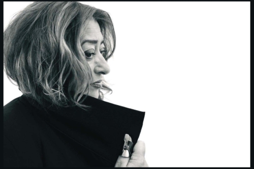 Zaha Hadid by Philip Sinden (1)