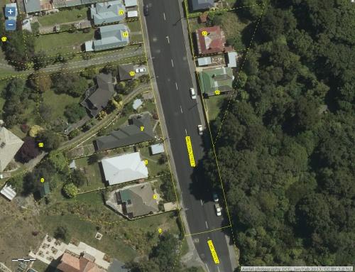 DCC Webmap - 3 Malvern St, Dunedin JanFeb 2013