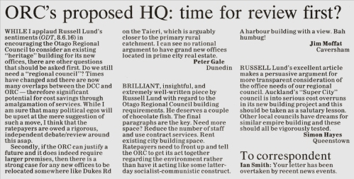 ODT 10.6.16 Letters to the editor Gale Moffat Hayes p10 (1)