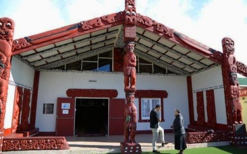Te Puea Marae [Photo - RNZ - Shannon Haunui-Thompson]